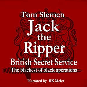 Jack the Ripper - Secret Service Audiobook