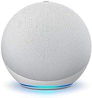 Nuevo Echo - Alexa maneja tu casa inteligente con su hub integrado – Blanco