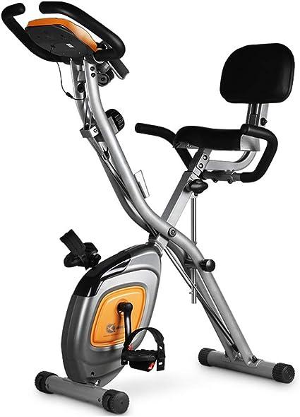 Bicicleta de ejercicios Bicicleta giratoria Bicicleta Deportiva con Pedales casa Equipos de Ejercicios Bicicleta de Adelgazamiento con Control magnético Interior: Amazon.es: Deportes y aire libre