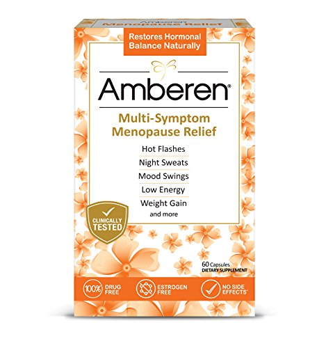 Amberen Multi Symptom Menopause Clinically menopause product image