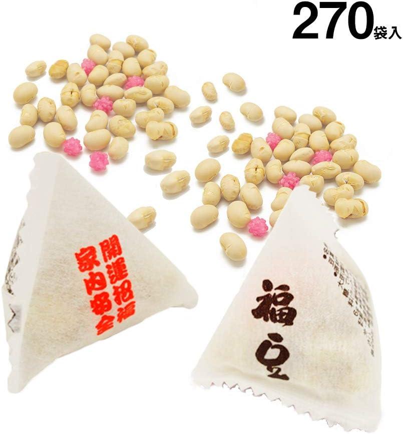 稲場ピーナッツ『金平糖入 三角福豆』