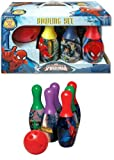 Nickelodeon NEW Marvels the Amazing Spiderman Toy Plastic Bowling Set Toy Game