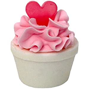 """""""With Love"""" Fizzy Bath Cupcake"""