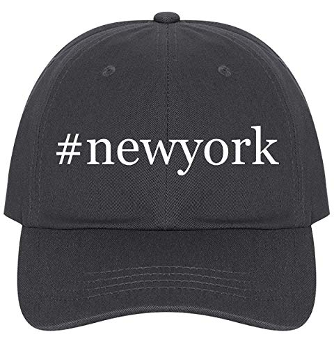 York Knicks Holiday New Hat - The Town Butler #Newyork - A Nice Comfortable Adjustable Hashtag Dad Hat Cap, Dark Grey