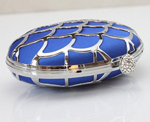 Dilize Pochette Bleu femme Pochette femme pour Bleu pour Dilize Dilize Pochette pour Bleu femme Dilize xXPp5UwA