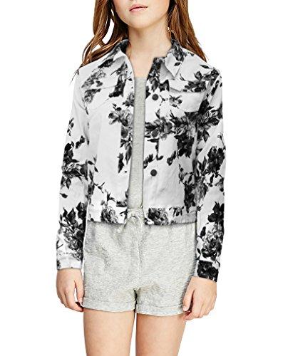 Junior Fashion Denim Jacket - 6