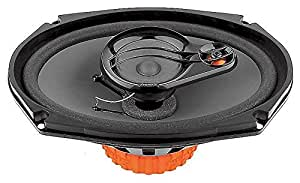 "HERTZ DCX 690 6"" x 9"" 3-Way Coaxial Speakers with Grilles DCX690"