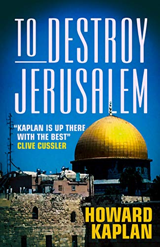 To Destroy Jerusalem (The Jerusalem Spy Series)