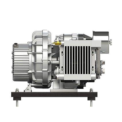 HPDAVV Scroll Compressor,Permanent Magnet Frequency