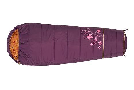 Kelty Big Dipper - Saco de dormir para acampada (2 estaciones) morado morado Talla