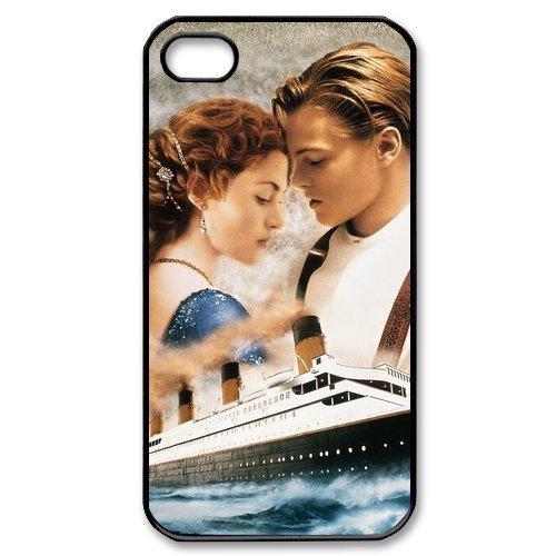 Movie Titanic iPhone 5/5S Case Cover New Style - Titanic Phone Case Iphone 5