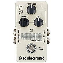 TC ELECTRONIC MIMIQ DOUBLER studio-grade double tracking pedal