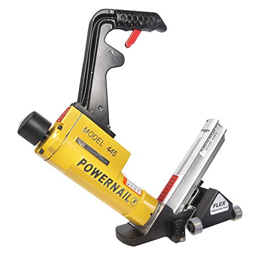POWERNAIL Flex Power Roller 15.5 Gauge Pneumatic Hardwood Flooring (Tico Tool 20 Gauge)