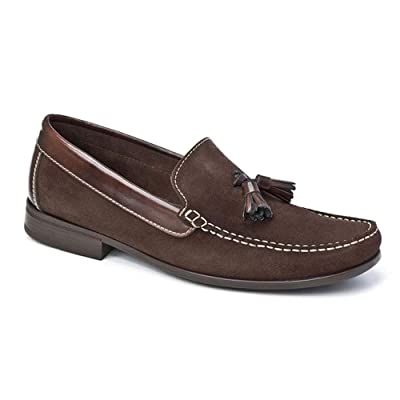 Sandro Moscoloni Men's Hojas Tassel Loafer | Loafers & Slip-Ons
