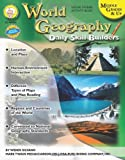 Take your middle grade or high school students on a field trip, without leaving the classroom, using World Geography: Daily Skill Builders! This 96-page book features two short, reproducible activities per page and includes enough lessons for an e...