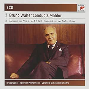 Bruno Walter conducts Mahler