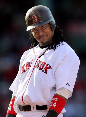 - Manny Ramirez 8X10 Photo - NEW! #3