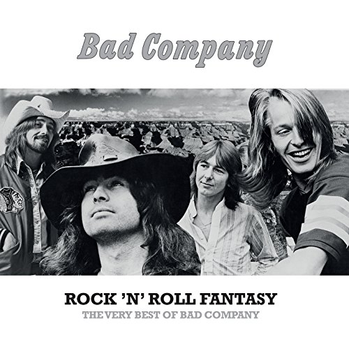 Rock N Roll Fantasy: The Very Best Of Bad Company (2LP 180 Gram Vinyl)