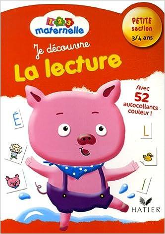 Lire en ligne 1-2-3 Maternelle - Lecture Petite Section pdf