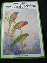 Australian Parrots and Cockatoos : paintings…