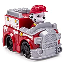 Paw Patrol - Rescue Racer - Marshall/EMT Truck