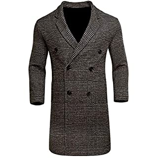 Men's Gray Coat