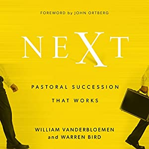 Next: Pastoral Succession That Works Audiobook