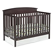 Graco Benton 5-in-1 Convertible Crib, Espresso