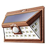 LITOM Solar Lights Outdoor, Wireless 24 LED Motion Sensor Solar Lights with Wide Lighting Area, IP65 Waterproof Security Lights for Porch, Deck, Backyard, Front Door, Garage Review
