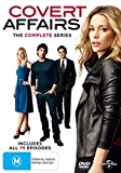 Covert Affairs - The Complete Series