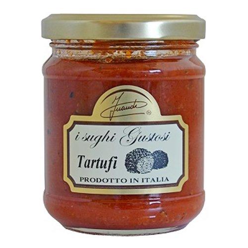 Inaudi trufas y tomate 180 g de salsa para pasta