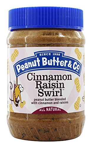 All Natural Peanut Butter & Co. Cinnamon Raisin ()