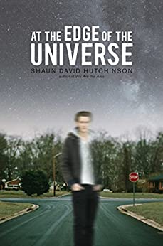 At the Edge of the Universe by [Hutchinson, Shaun David]