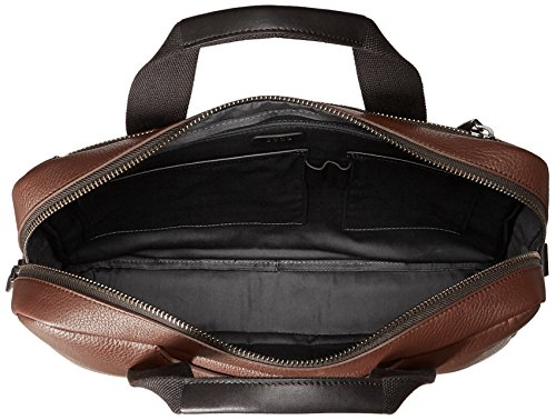 Ecco Herren Eday L Laptop Bag Tasche, Braun (Brown), 9x29x38 cm