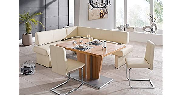 Amazon.com - 4 Piece Modern Dining Set, Queens 151/1 Home ...