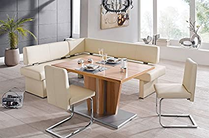Modern Dining Set, Queens 151/1 Breakfast Nook (Full Set)