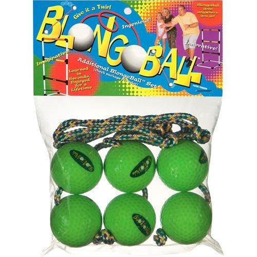 Blongo Family Fun BB-2GR BlongoBall Accessory Pack (Green) ()