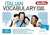 Italian Vocabulary Study Cards