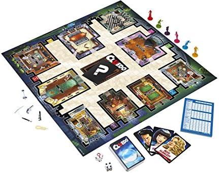 JUEGO CLUEDO THE CLASSIC MYSTERY GAME NUEVA AMBIENTACION: Amazon.es: Juguetes y juegos