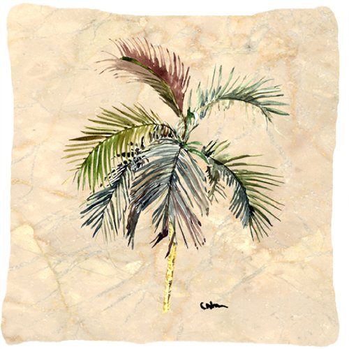 Caroline's Treasures 8483PW1414 Tree Palm Tree Decorative...
