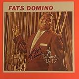 Fats Domino The Fabulous Mr D Signed Autograph Album Record Cover Vinyl Lp