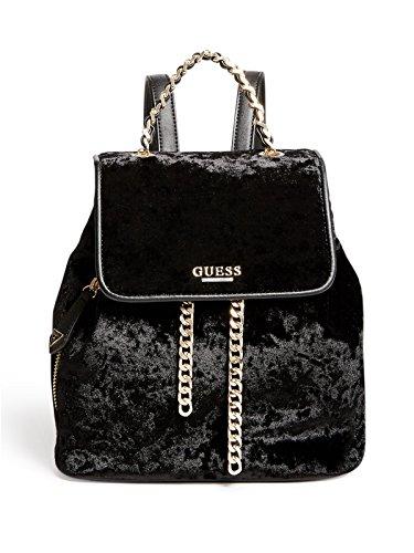 GUESS Women's Velvet Neena Backpack Handbag Bag