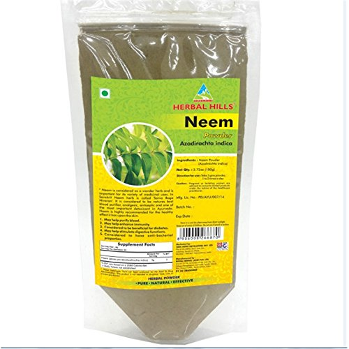 Neem Powder 100G  For Blood Purification Skin Detox