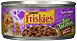 Purina Friskies Tasty Treasures Turkey with Bacon, 24 by 5.5 oz. Review