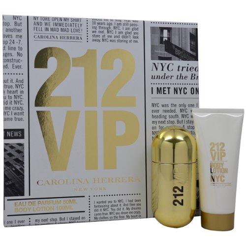 Carolina Herrera 212 Vip Gift Set for Women (Set 212 Gift)