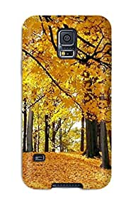 Cute Appearance Cover/tpu Scenic Case For Galaxy S5 2168857K41122491