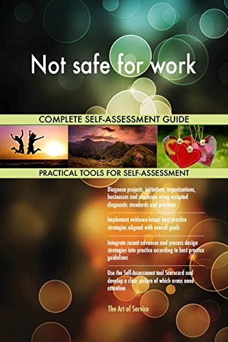 Not safe for work All-Inclusive Self-Assessment - More than 670 Success Criteria, Instant Visual Insights, Comprehensive Spreadsheet Dashboard, Auto-Prioritized for Quick Results
