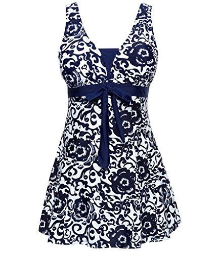 Donna Navy Blu I intero VVEEL Costume txFwXq6