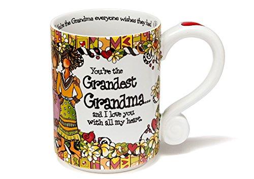 Enesco Suzy Toronto Grandmother Mug