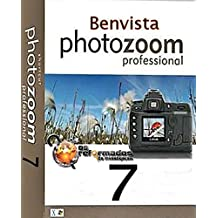 Benvista PhotoZoom Pro 7.0 + Full Lifetime License PC-DISC (For Windows Platforms)